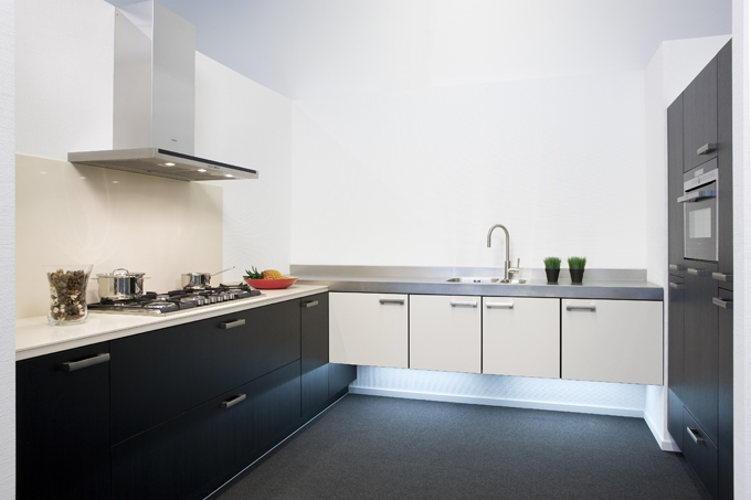 Moderne Nieuwe Keuken : voordelige moderne keuken