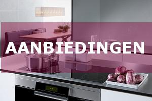 Keuken aanbiedingen