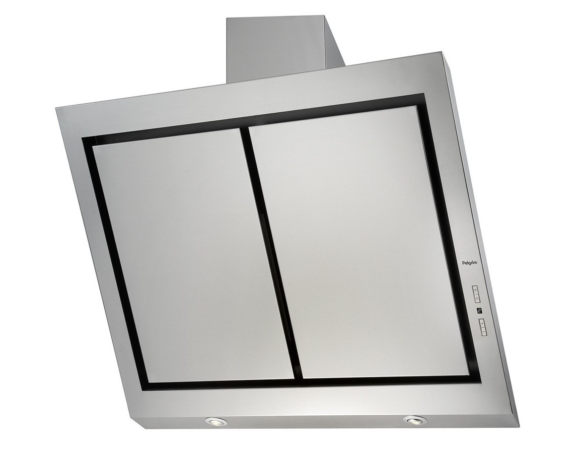 Keuken Design Emmeloord : Prachtige PELGRIM (RSK984LRVS) afzuigkap van ...