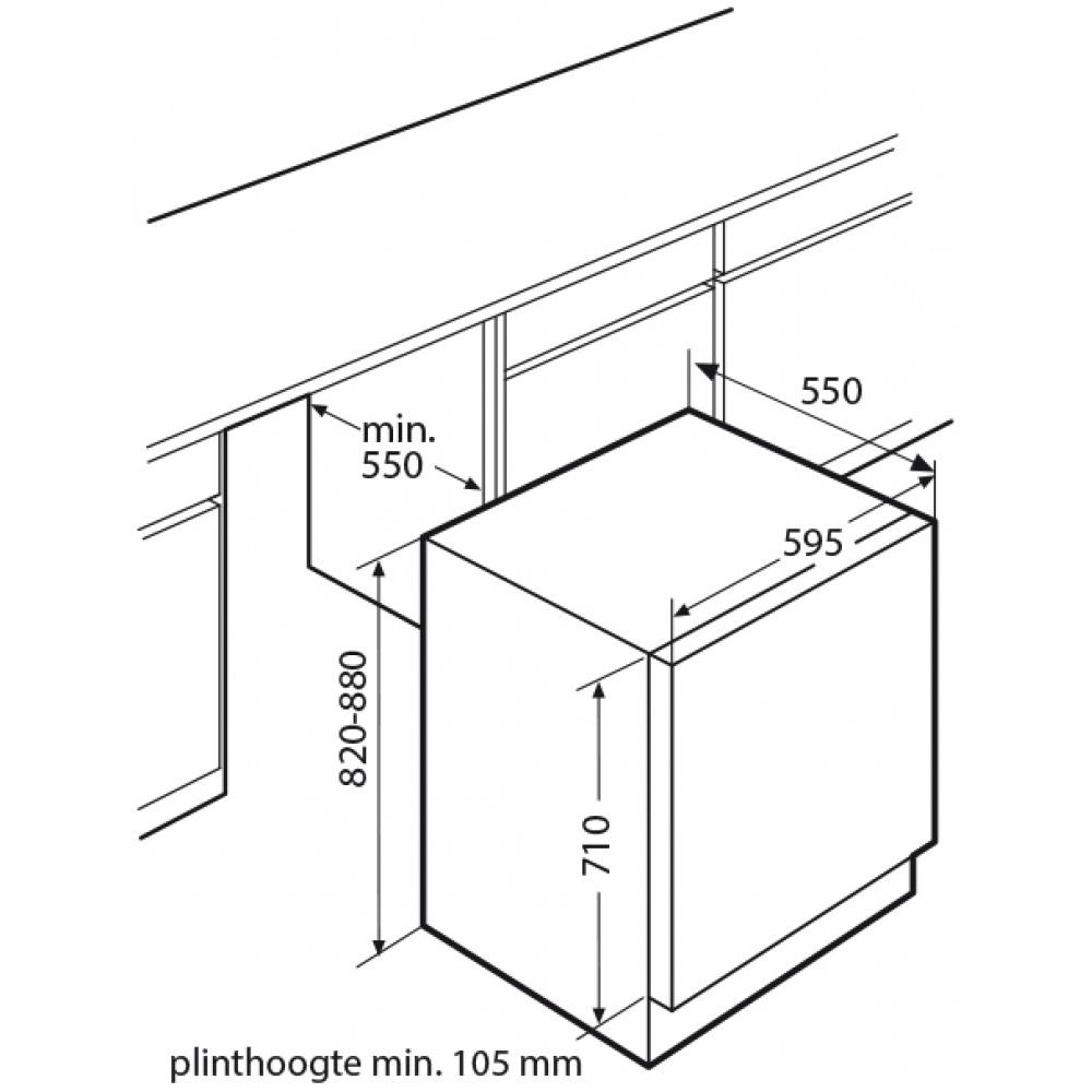 Pelgrim vaatwasser specificaties